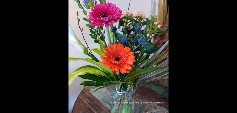 Comment conserver votre bouquet de fleurs le march aux for Bouquet de fleurs quebec